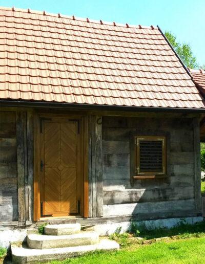 Stolarija Čekić - proizvodnja drvene stolarije