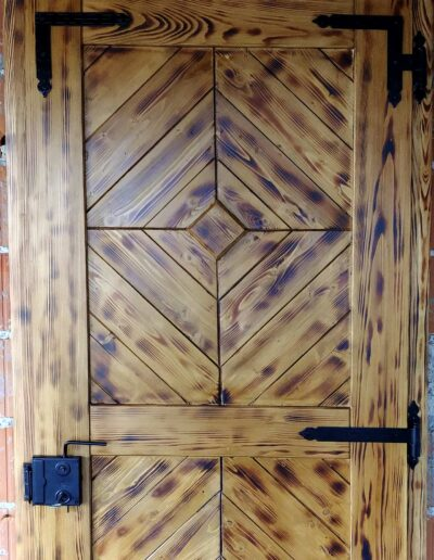 Stolarija Čekić - proizvodnja drvene stolarije po mjeri